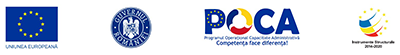Proiect cofinanțat din Fondul Social European, prin Programului Operațional Capacitate Administrativă 2014-2020