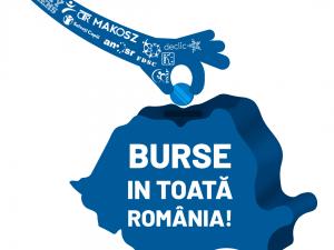 Burse în toată România!